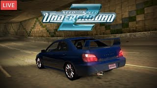 Need For Speed Underground 2 - Probando Coches en Directo