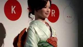 Kokoro's Actroid DER2 Female Robot thumbnail