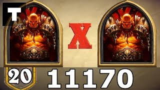 Hearthstone Warrior vs Warrior! Season 2018 December 11170