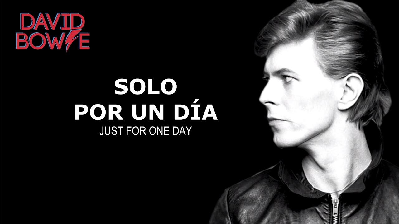 David Bowie Heroes Subtitulos Español Inglés Hq Youtube