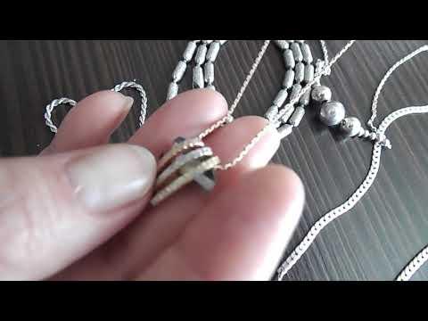 Продажа серебряных украшений. Мои серебряные изделия в продаже