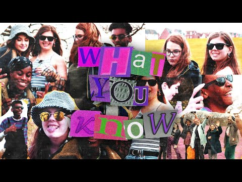 What You Know - Two Door Cinema Club | Our Hot BTEC Level 3 Film And Tv Coursework !