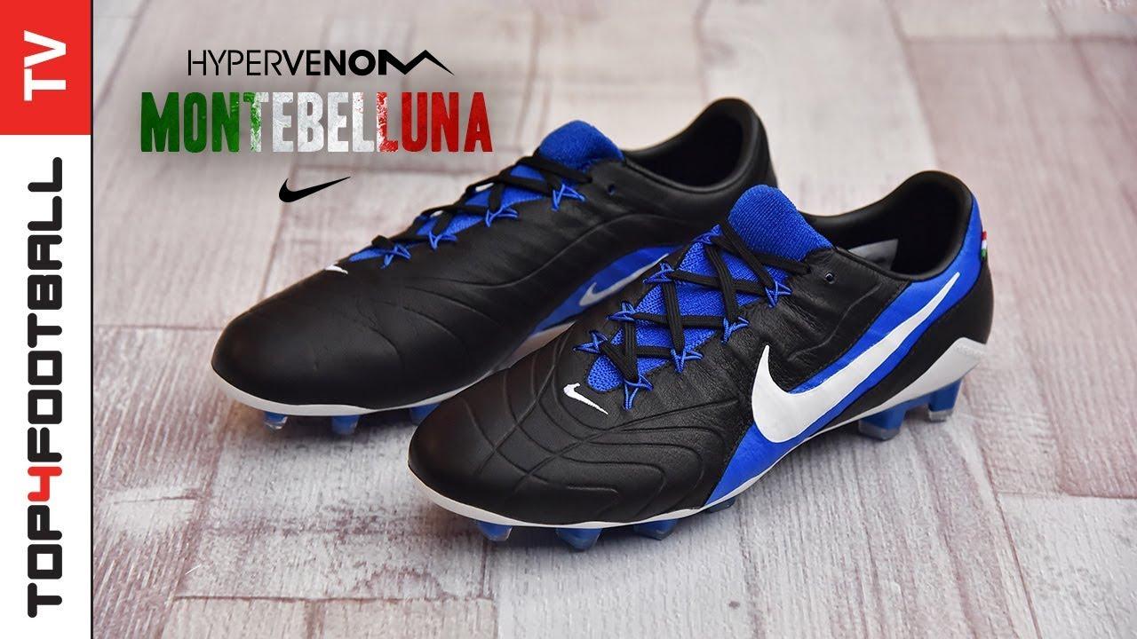 Marketing de motores de búsqueda Verdulero puente  TOP4FOOTBALL UNBOXING - Nike Hypervenom Montebelluna - YouTube