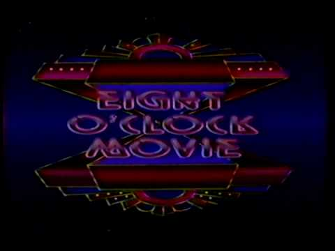 WPIX Eight O'Clock Movie Intro with commercials 11/17/83
