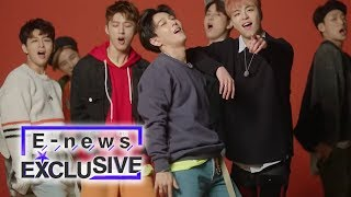 """We Went to See if Children Really Love iKON's """"Love Scenario"""" [E news Exclusive Ep74]"""