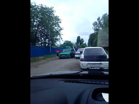 Авто пробеге в Адыгее в честь девятого мая!