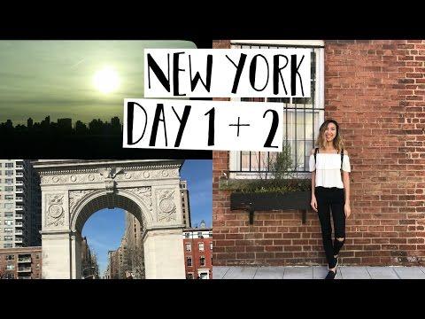 New York Day 1+2 / NYU & SOHO