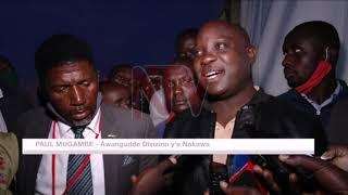 AKALULU MU KAMPALA: Uhuru awangudde Central division awalala NUP eyeze