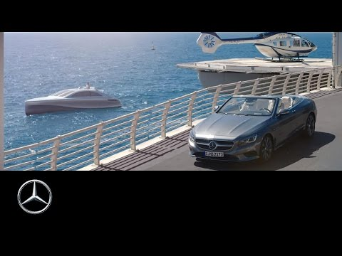 Mobility with the Mercedes star on land, on water and in the air - Mercedes-Benz original