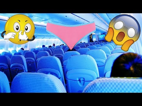 Airplane Do Emergency Landing Due to Woman V@gina Smelling Bad 😷