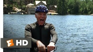 Cheaper by the Dozen 2 (5/5) Movie CLIP - Kneeboarding (2005) HD