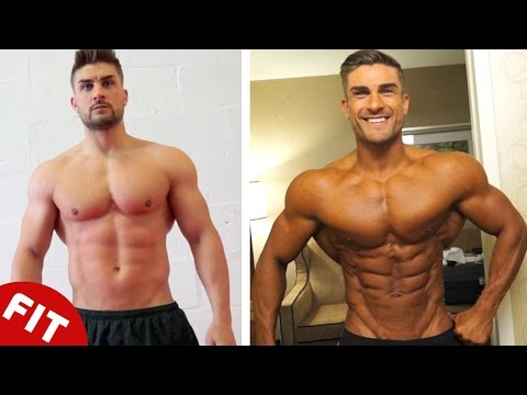 RYAN TERRY 12 WEEK SHRED FOR OLYMPIA MOTIVATION VIDEO