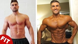 RYAN TERRY 12 WEEK SHRED FOR OLYMPIA - MOTIVATION VIDEO