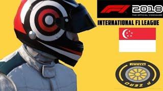 IRL Split 2 F1 2018 #4 Gp Singapuru