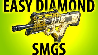 BLACK OPS 3 -  HOW TO GET EASY SMG DIAMOND CAMO @ItsMikeyGaming
