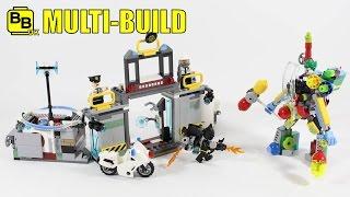 LEGO BATMAN MOVIE 70900 & 70901 & 70910 MULTI-BUILD MECH MAYHEM