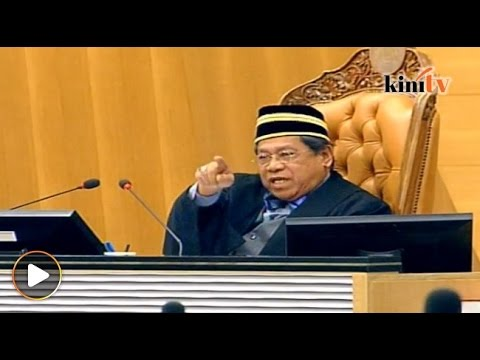 Pandikar warns MPs to stop insults after 'Kok row'