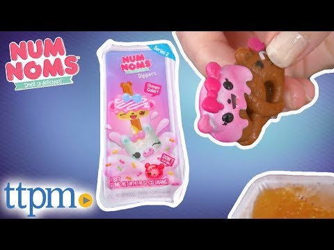 Num Noms Snackables Dippers Series 2 from MGA Entertainment
