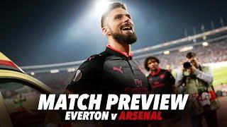 Everton v Arsenal | 2017/18 | Match Preview