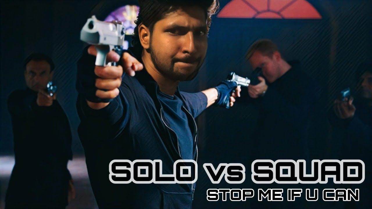 Solo vs Squad Rush Game Play in Telugu || Asia || Stream No:82 || Heros Gaming