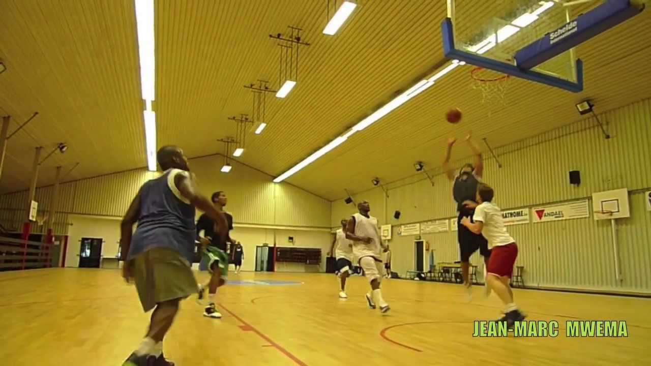 Basketball Development Training Program - Elite Athletes Summer League Pick Up Games - YouTube