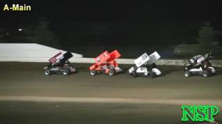 Grays Harbor Raceway 360 Sprint Car Feature