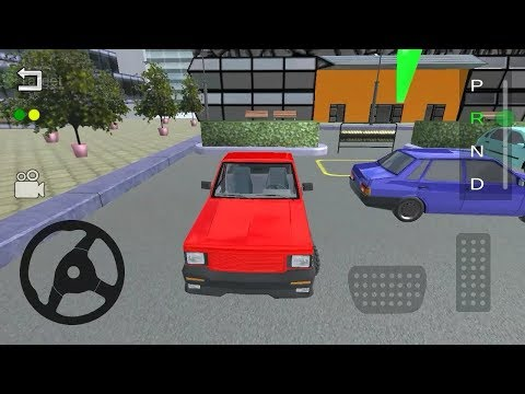 Off-Road Pickup Parking #3 Android Gameplay