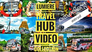 LUMIERE TRAVEL HUBKerala Tourist Bus TikTok Heavy Video Collectionതകകനറ തവർ  ആണരതതൻ