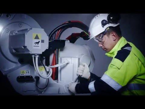 ABB Robotics – Field Service Delivery