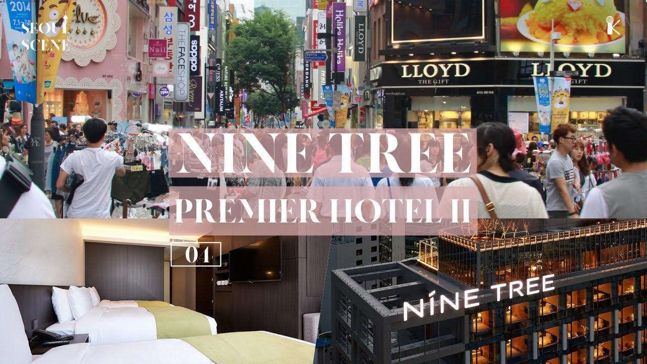 Nine tree premier hotel myeongdong airport bus
