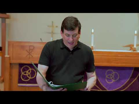 March 29 2020 Celebration Lutheran Sartell Online Worship Service
