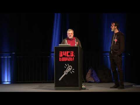 34C3 -  Protecting Your Privacy At The Border - Deutsche Übersetzung