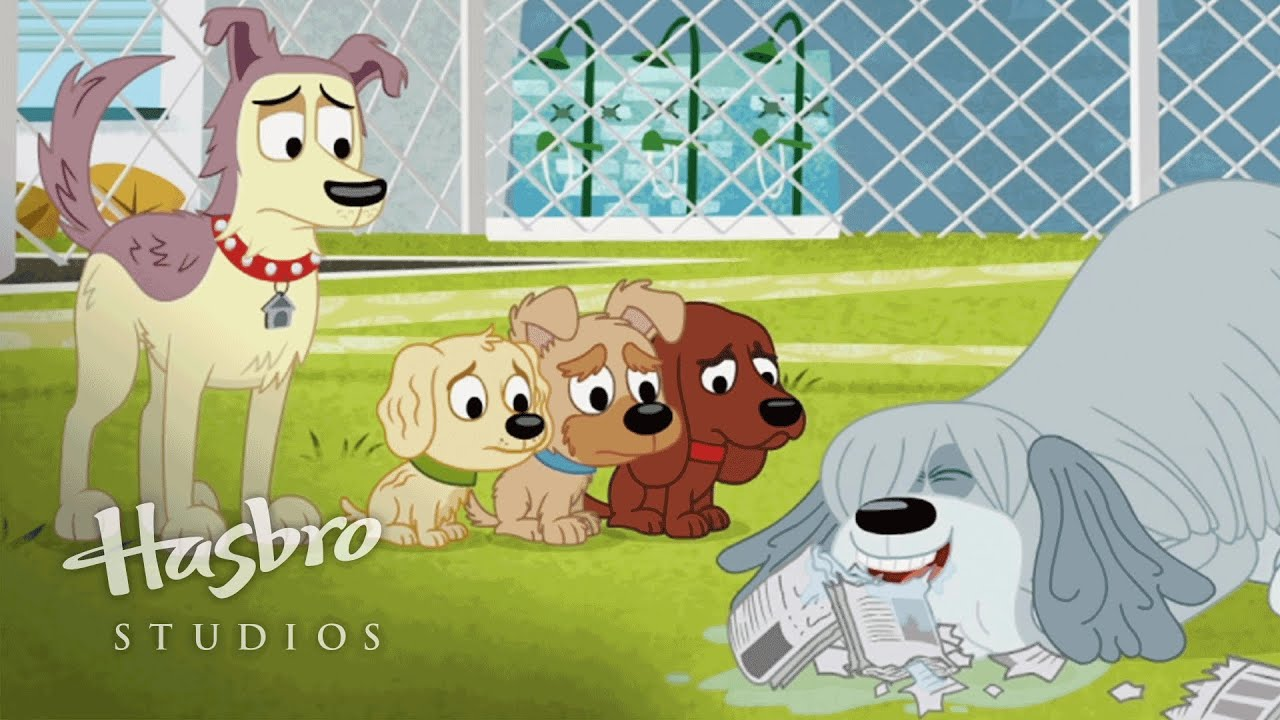 Pound Puppies Niblet Says Clip 4