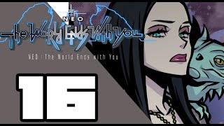 NEO: The World Ends with You -  WALKTHROUGH PLAYTHROUGH LET'S PLAY GAMEPLAY - Part 16