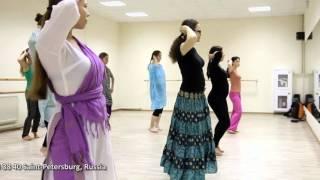 Научиться индийским танцам - Петербург