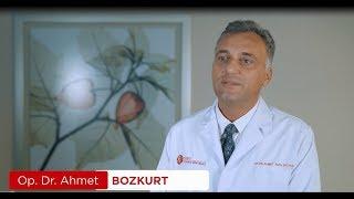 Op. Dr. Ahmet BOZKURT - Kulak Burun Boğaz