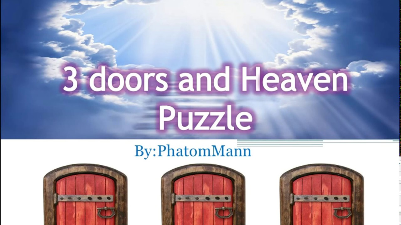 door to heaven riddle