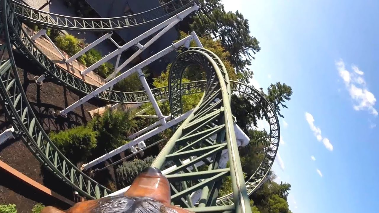 Untamed (Front Seat HD POV) - Canobie Lake Park & Untamed (Front Seat HD POV) - Canobie Lake Park - YouTube