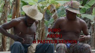 FOBO & AREBO ak PASTEUR YVENSON TCHAITI Diskisyon( Full comedy ) YoouTube !