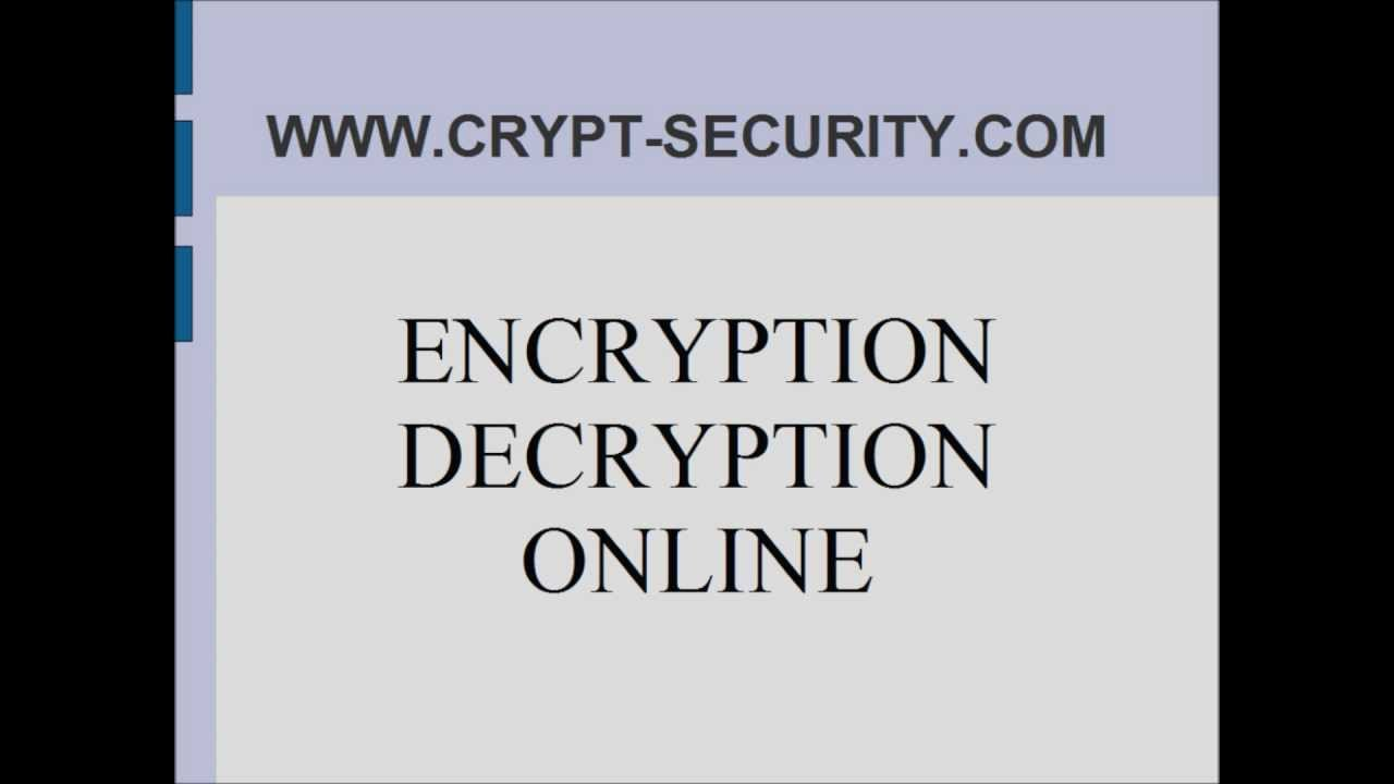Encryption Decryption Online MD5 SHA1 SHA2 SHA256 Whirlpool Haval Ripemd  3Des secure messaging