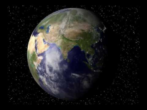 Вращение Земли вокруг оси.mpg