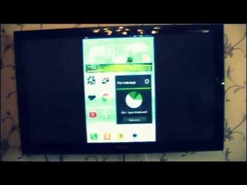 Подключаем телефон к телевизору LG по wi-fi.We connect phone to the LG TV on wi-fi