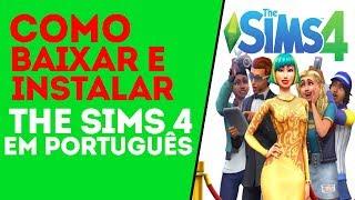 download the sims 4 completo com todas as expansões