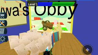 Roblox build an obby