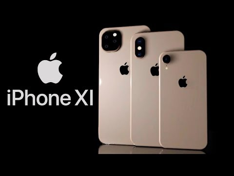 iPhone 11 засветился