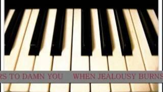Elton John - Sacrifice (karaoke intrumental + lyrics) by R. Clayderman