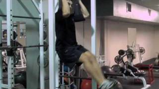 The Taylor Lautner New Moon Workout Routine