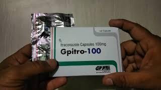 Gpitro 100 Capsules review नए  पुराने दाद, एक्जिमा को जड़ से उखाड़ें !
