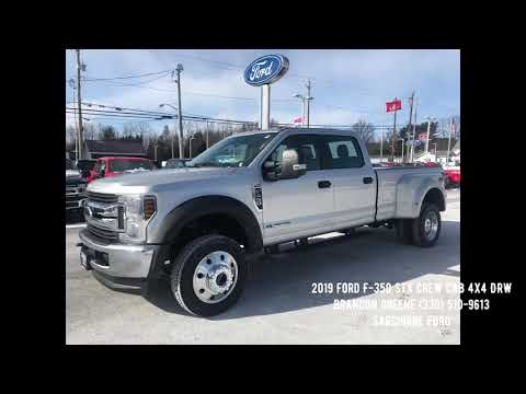 2019 Ford F-450 STX Crew Cab 4x4 DRW at Sarchione Ford