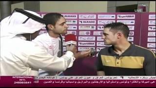 Karime Ziani , Ne sais pas parlé L'arabe (Algérien + joue a Qatar )
